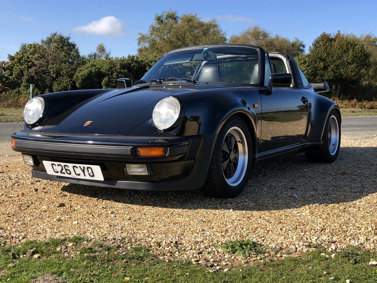 1985 911 targa super sport Now Sold SOLD (picture 5 of 6)