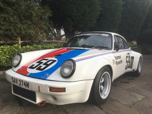 Picture of 1974  911 3.0L RSR Race car to FIA For Sale
