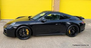 Porsche 911 Carrera 4 GTS 2018 SOLD