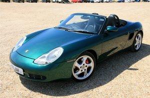 2001 Porsche Boxster 3.2 S
