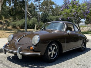 Picture of 1964 Porsche 356B Sunroof Coupe SOLD
