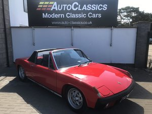 1972 Porsche 914 Manual PART EXCHANGE TO CLEAR SOLD