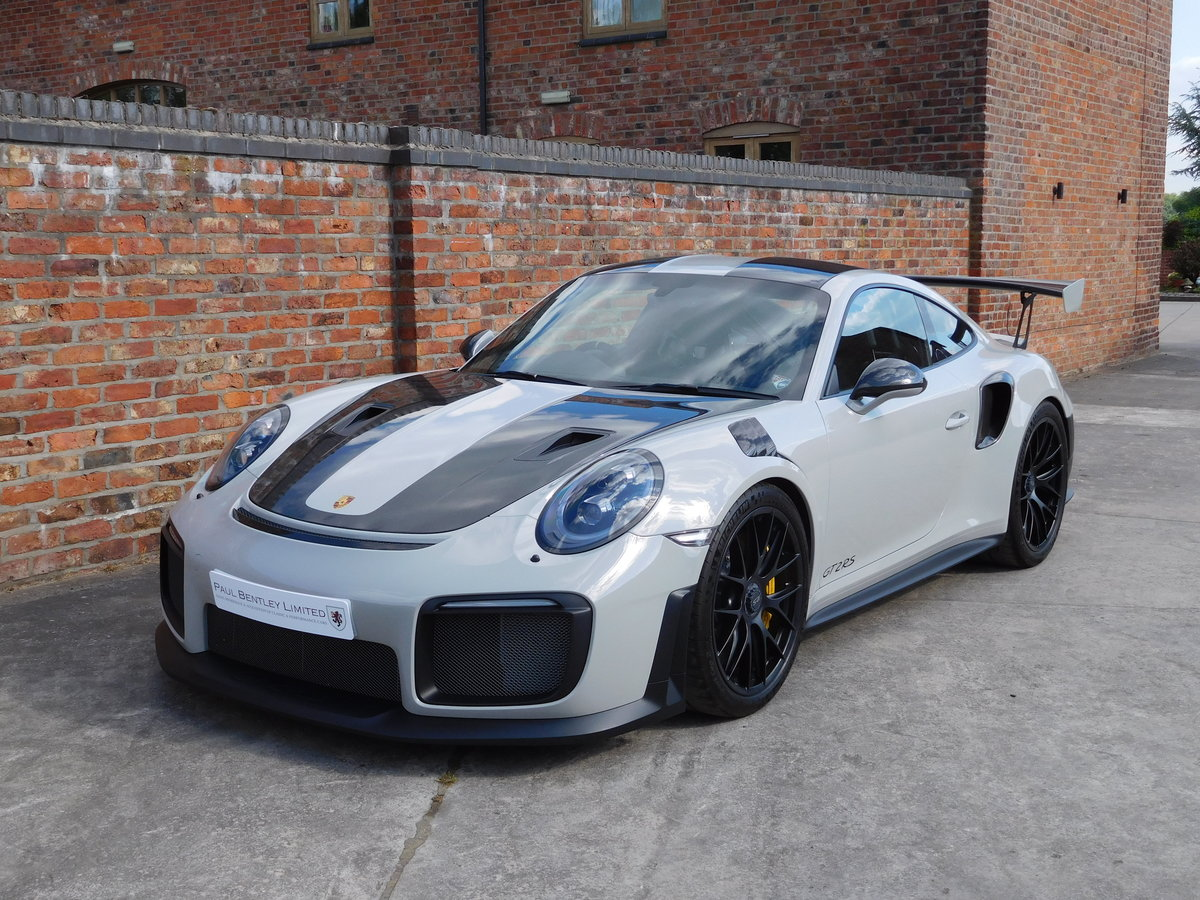 2018 Porsche 911 (991) GT2 RS Weissach Package -RHD For Sale (picture 1 of 6)