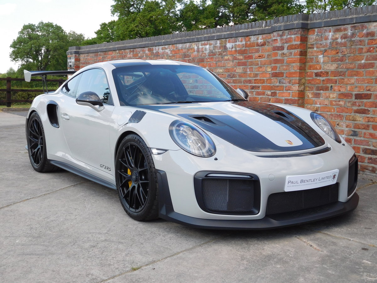 2018 Porsche 911 (991) GT2 RS Weissach Package -RHD For Sale (picture 2 of 6)