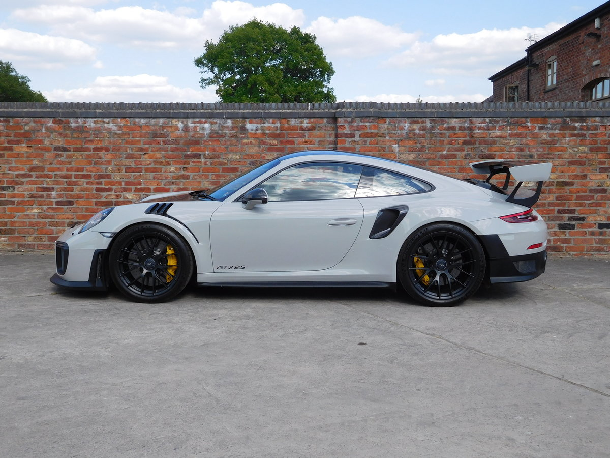 2018 Porsche 911 (991) GT2 RS Weissach Package -RHD For Sale (picture 3 of 6)