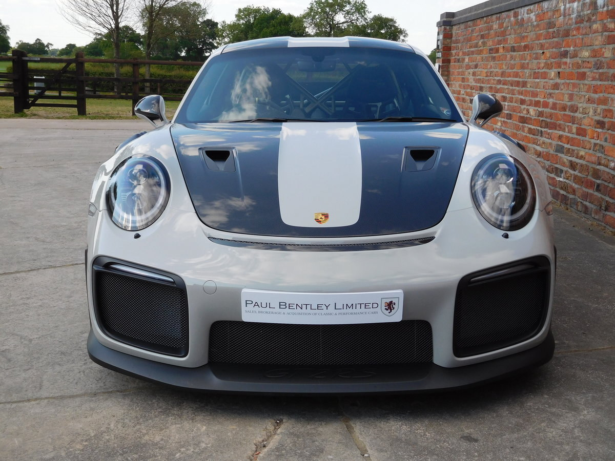 2018 Porsche 911 (991) GT2 RS Weissach Package -RHD For Sale (picture 5 of 6)