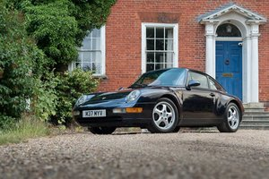1994 Porsche 911 Caraera Tiptronic 993 For Sale
