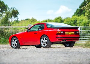 Picture of 1982 Porsche 944 Lux SOLD by Auction