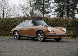 1973 Porsche 911 T For Sale by Auction
