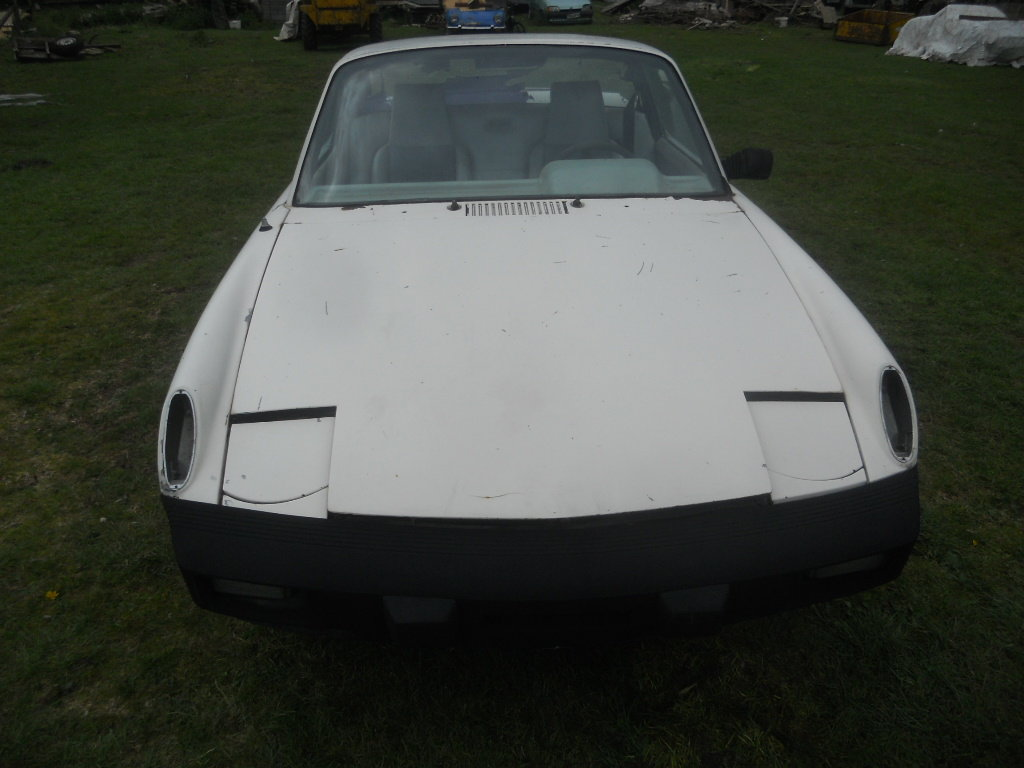 1975 Porsche 914  American import LHD  For Sale (picture 1 of 6)