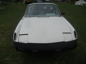 1975 Porsche 914  American import LHD  For Sale