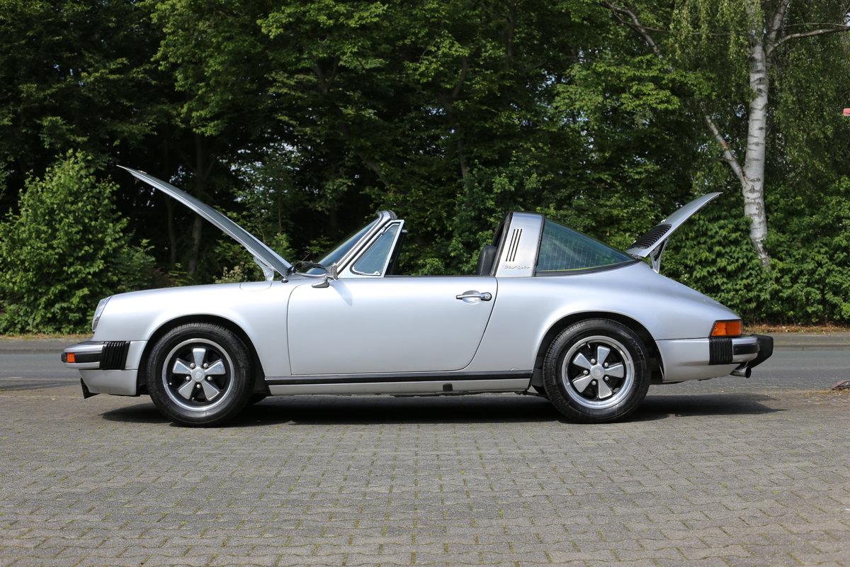 1974 A sympathetically restored Porsche 911 Targa For Sale (picture 6 of 6)