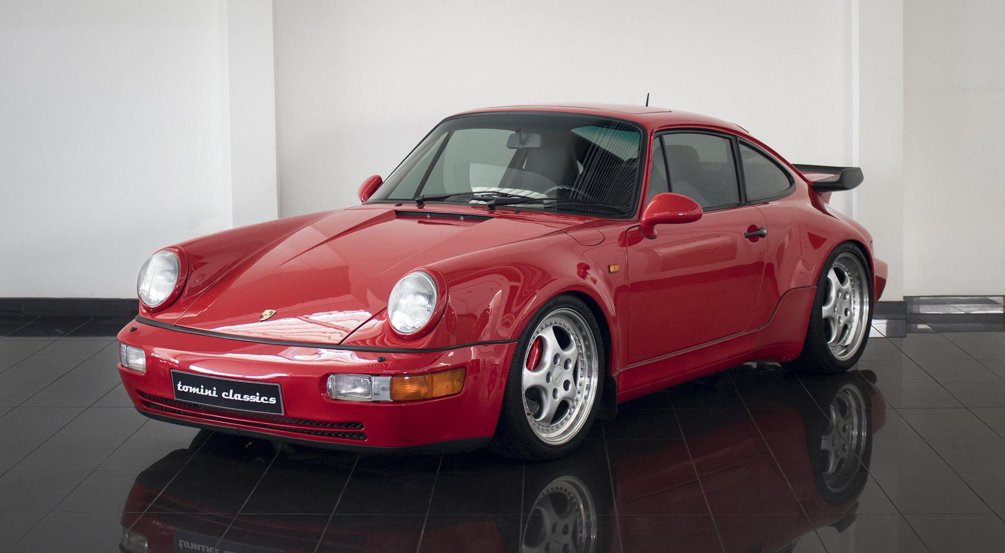 Porsche 964 Turbo 3.6 (1993) For Sale (picture 2 of 6)