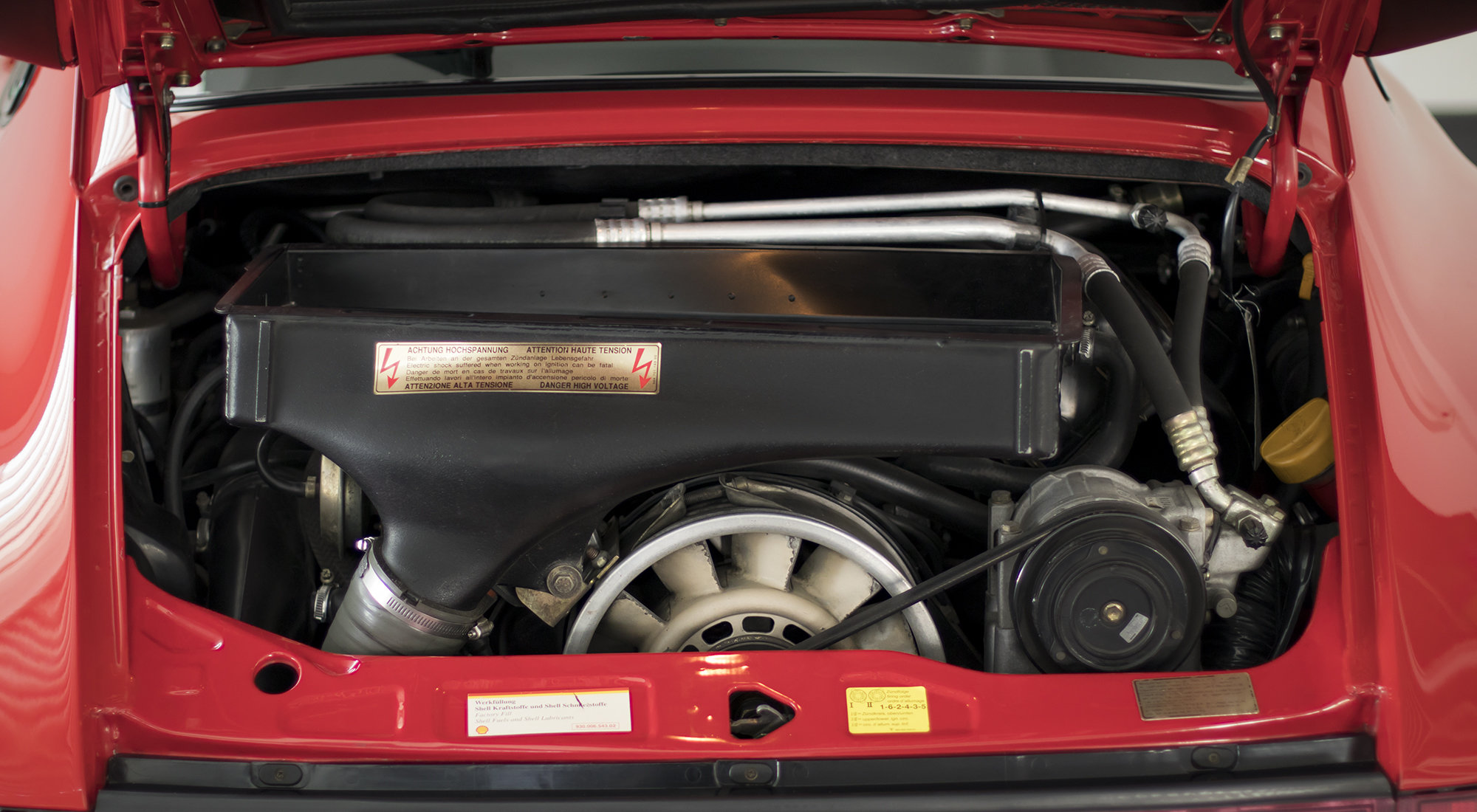 Porsche 964 Turbo 3.6 (1993) For Sale (picture 4 of 6)