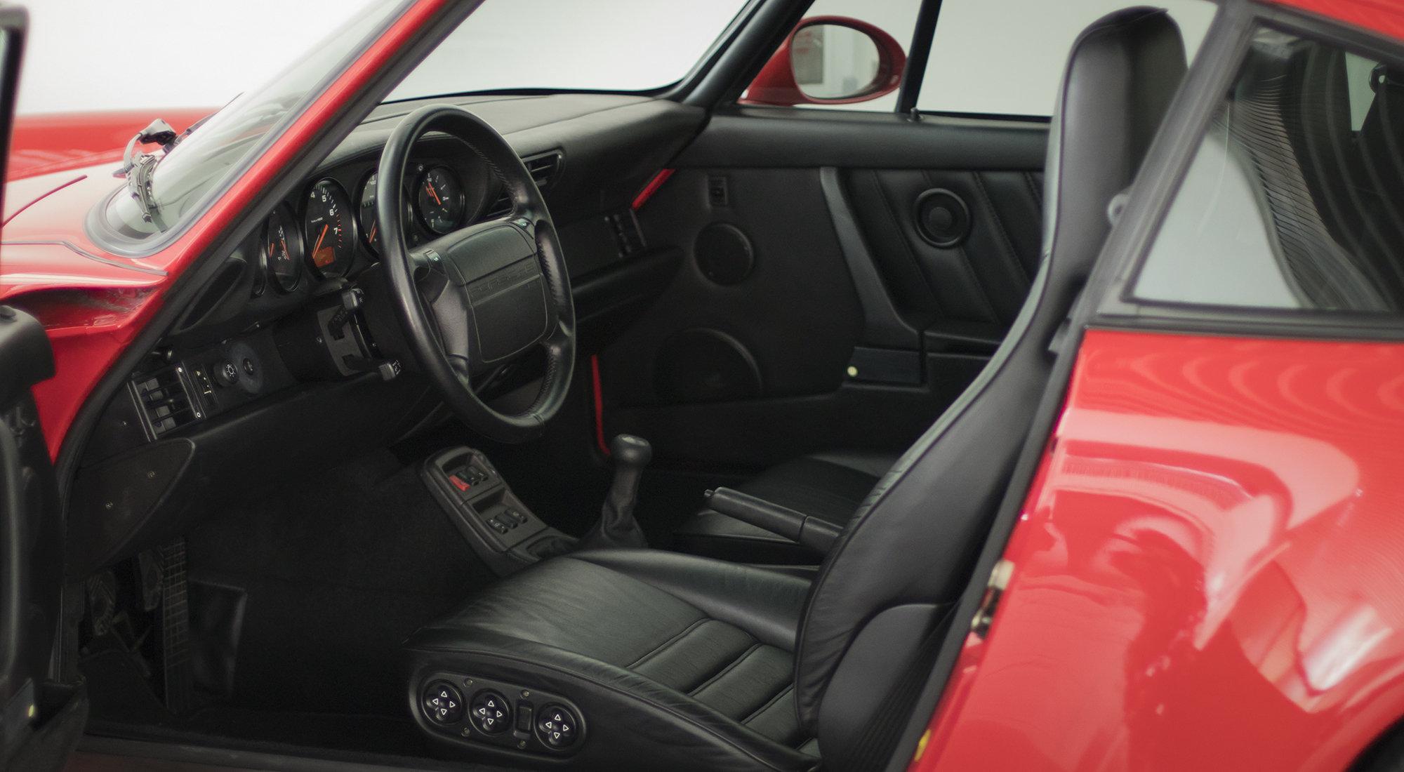 Porsche 964 Turbo 3.6 (1993) For Sale (picture 5 of 6)