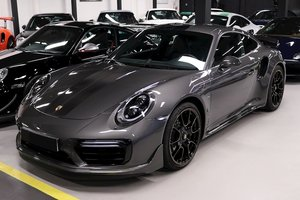 2018 Porsche 911 Turbo S EXCLUSIVE SERIES (LHD)