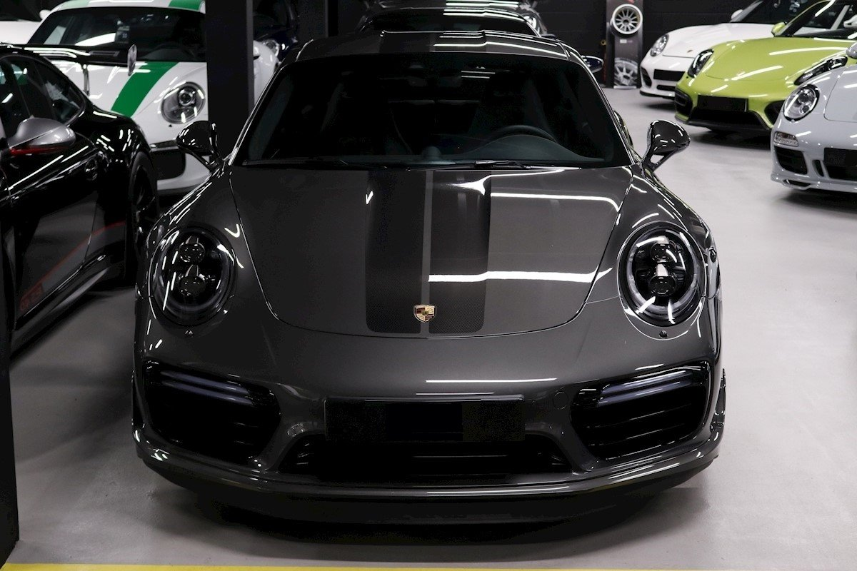 2018 Porsche 911 Turbo S EXCLUSIVE SERIES (LHD) For Sale (picture 2 of 6)