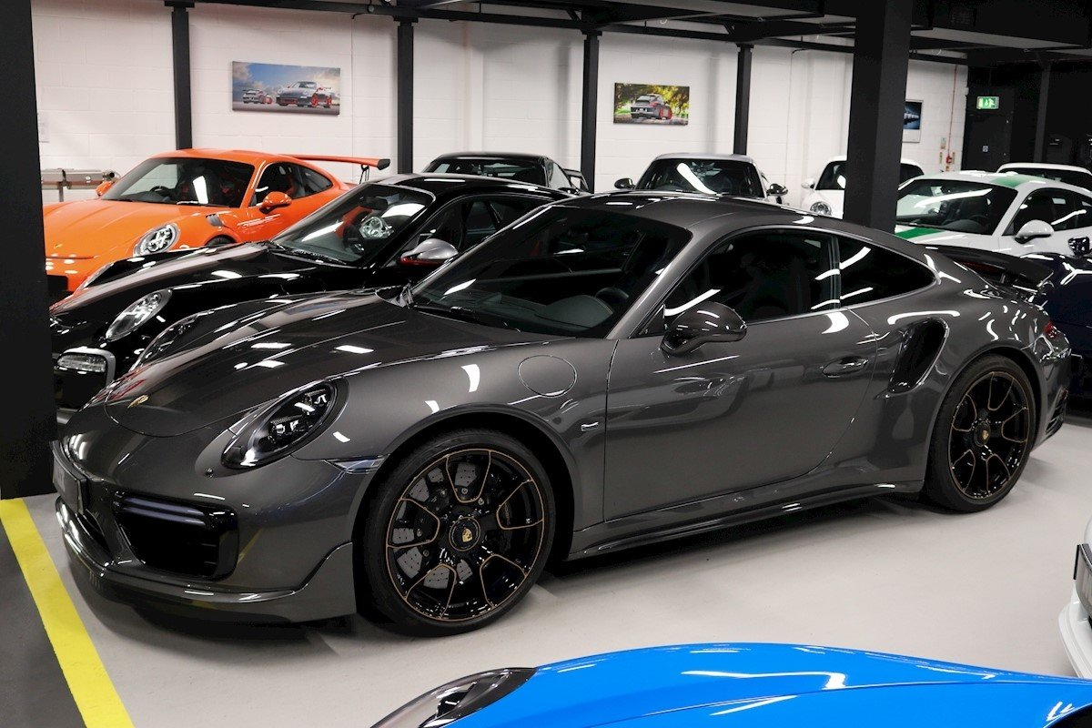 2018 Porsche 911 Turbo S EXCLUSIVE SERIES (LHD) For Sale (picture 5 of 6)