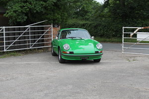 1972 Porsche 911 2.4E - Original RHD, Viper Green, 5 speed  For Sale