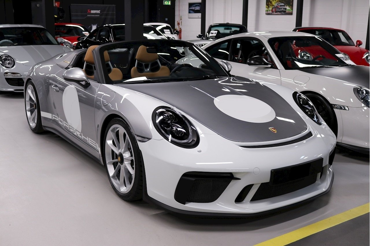 2019 Porsche 911 Speedster Heritage (LHD) For Sale (picture 1 of 6)