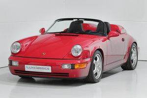 1994 PORSCHE 964 SPEEDSTER LHD WITH GREAT PROVENANCE