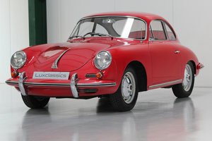 1962 Porsche 356 B Coupe RHD Impeccable history