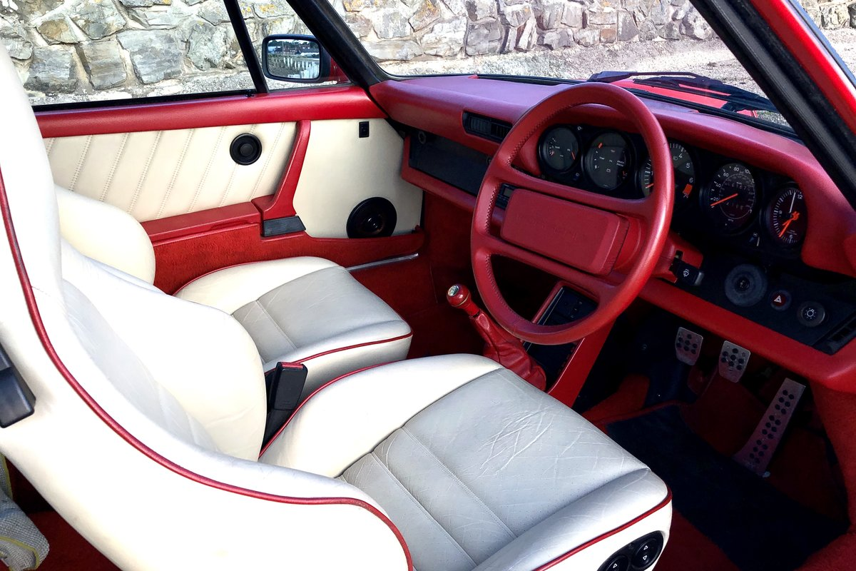 1985 Porsche 911 Carrera 3.2. Great condition and history For Sale (picture 3 of 6)