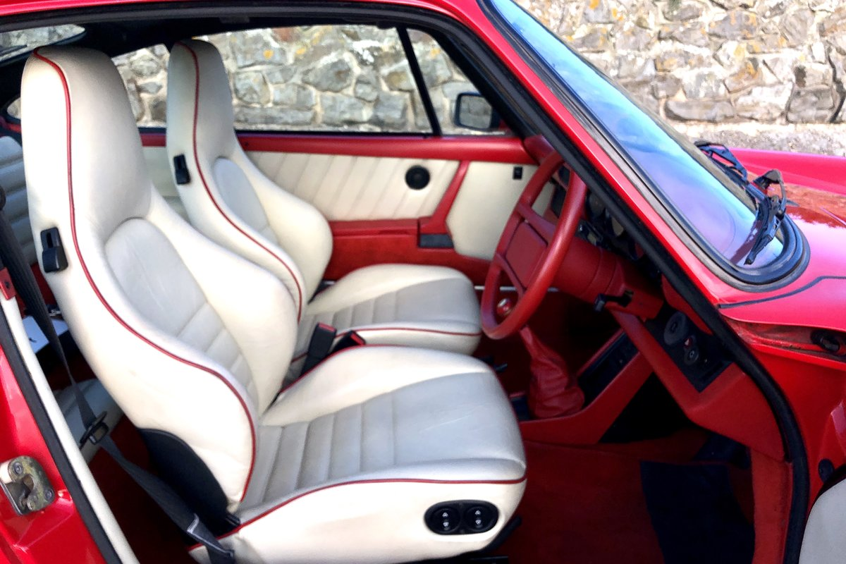 1985 Porsche 911 Carrera 3.2. Great condition and history For Sale (picture 4 of 6)