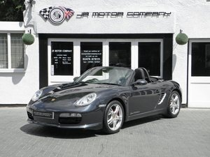 Picture of 2008 Porsche Boxster 2.7 Sport Edition Manual Atlas Grey SOLD