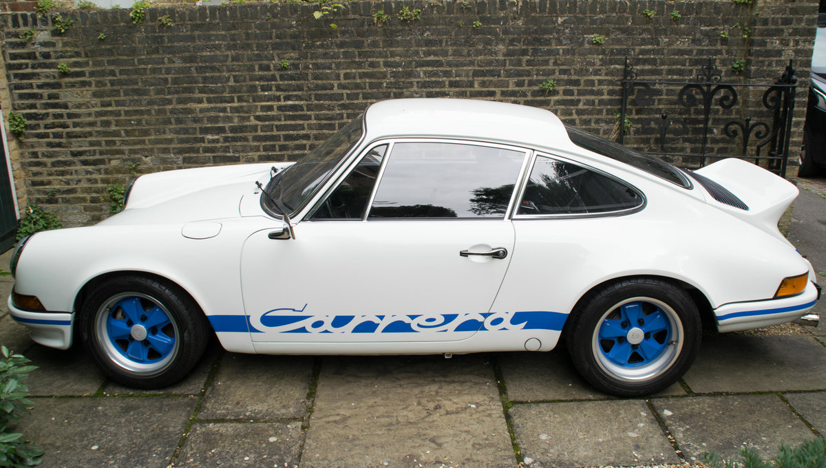 1973 Porsche 911 RS Carrera For Sale (picture 1 of 6)