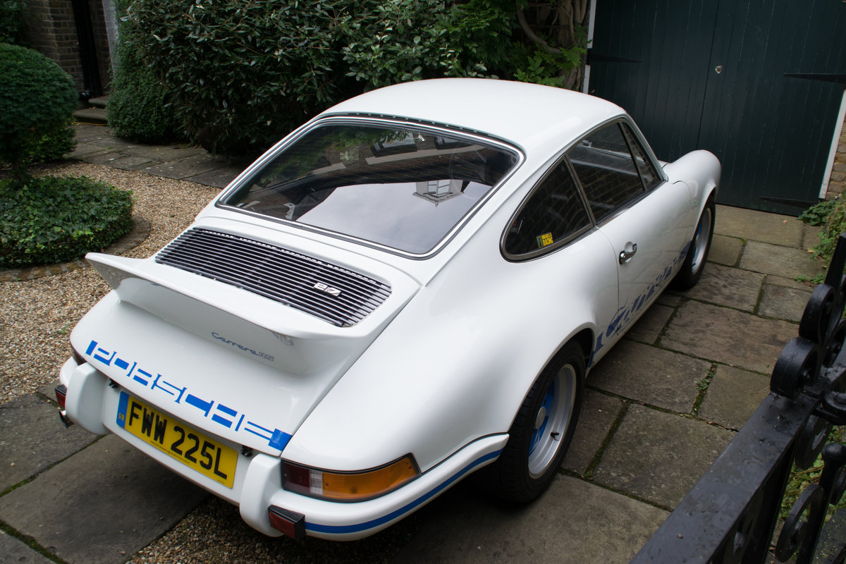 1973 Porsche 911 RS Carrera For Sale (picture 2 of 6)