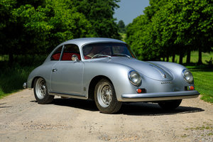 1958 Porsche 356A Coupe RHD For Sale