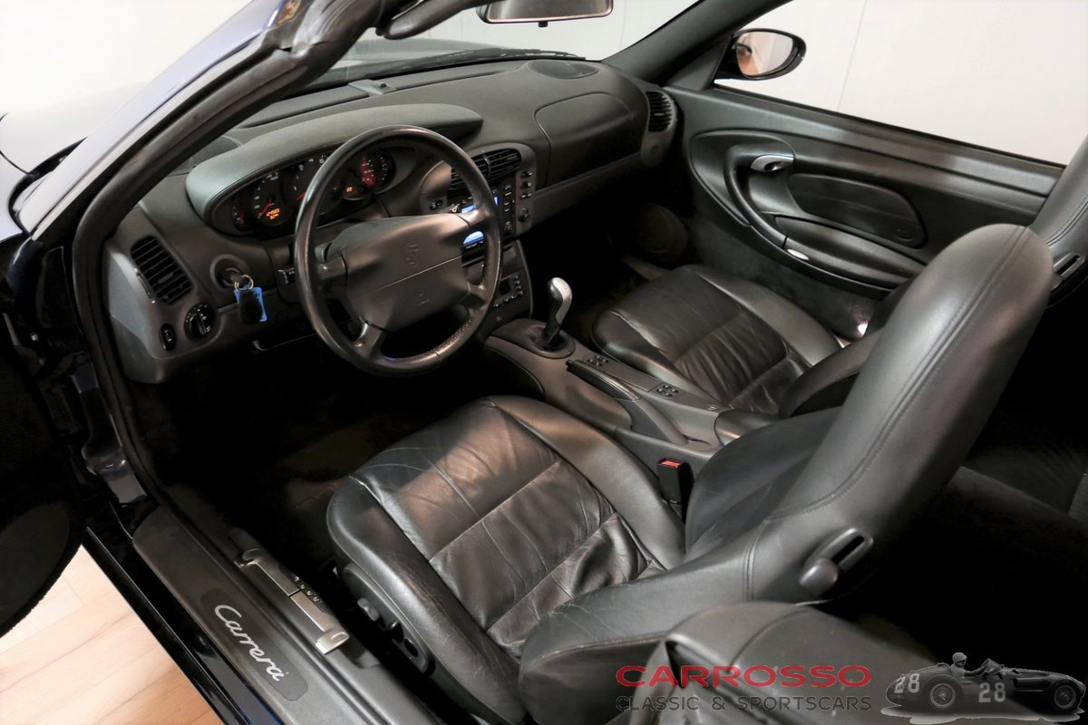 1998 Porsche Carrera Convertible (996) in good condition For Sale (picture 3 of 6)