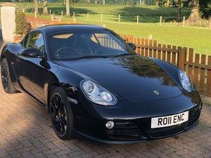 2011 Porsche Cayman (987) For Sale