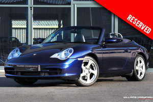 Picture of 2003 RESERVED - Porsche 996 Carrera 2 Tiptronic S cabriolet SOLD