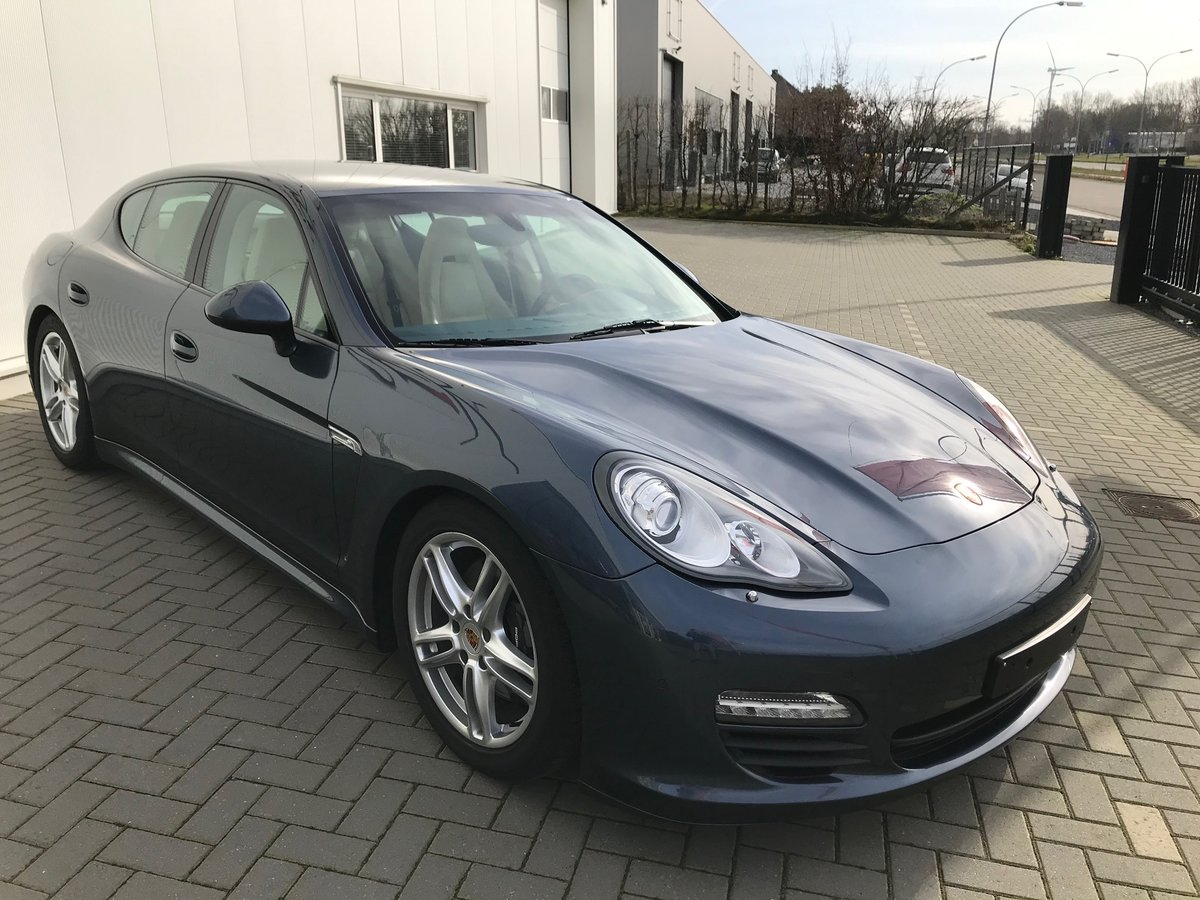 2011 Porsche Panamera Diesel * Good Condition * For Sale (picture 1 of 6)