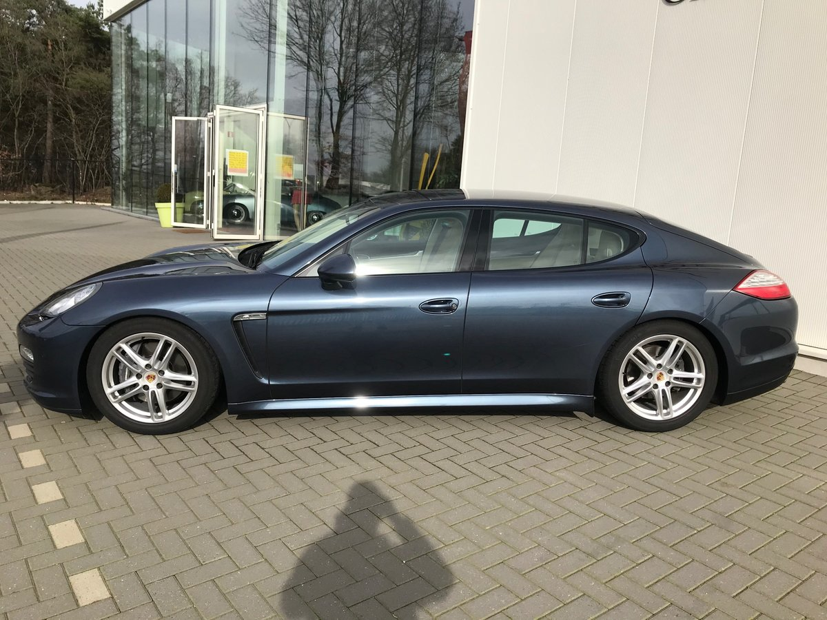 2011 Porsche Panamera Diesel * Good Condition * For Sale (picture 2 of 6)