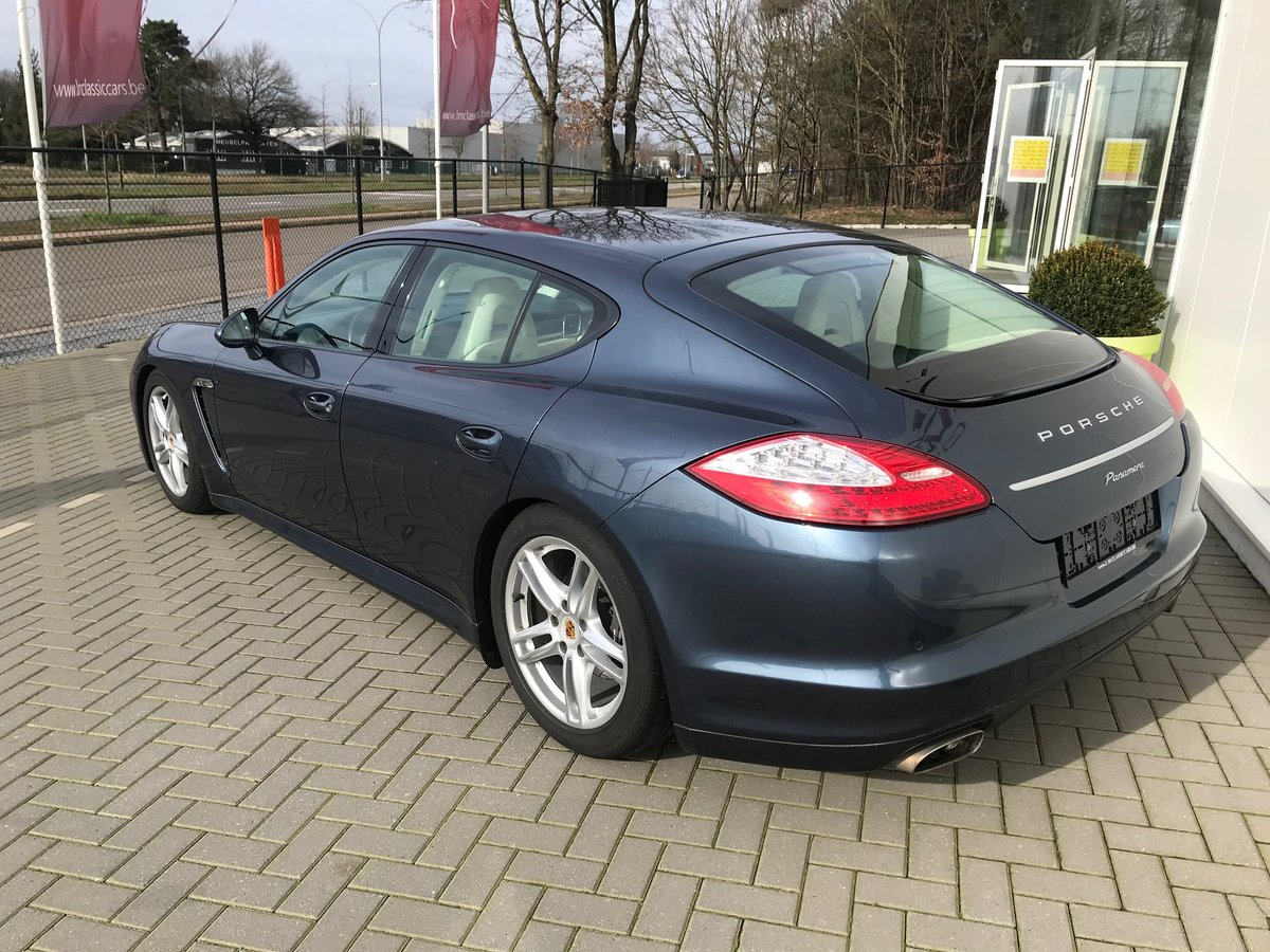 2011 Porsche Panamera Diesel * Good Condition * For Sale (picture 3 of 6)
