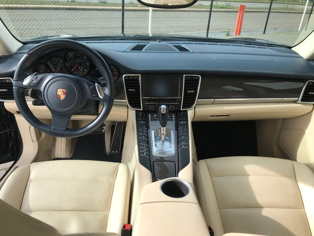 2011 Porsche Panamera Diesel * Good Condition * For Sale (picture 4 of 6)