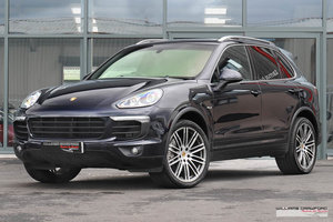 Picture of 2014 (2015 MY) Porsche Cayenne S 4.2 V8 Turbo diesel Tiptronic S SOLD