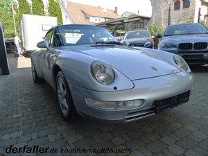 Porsche 993 Carrera / Targa Tiptronic  / 74.000km