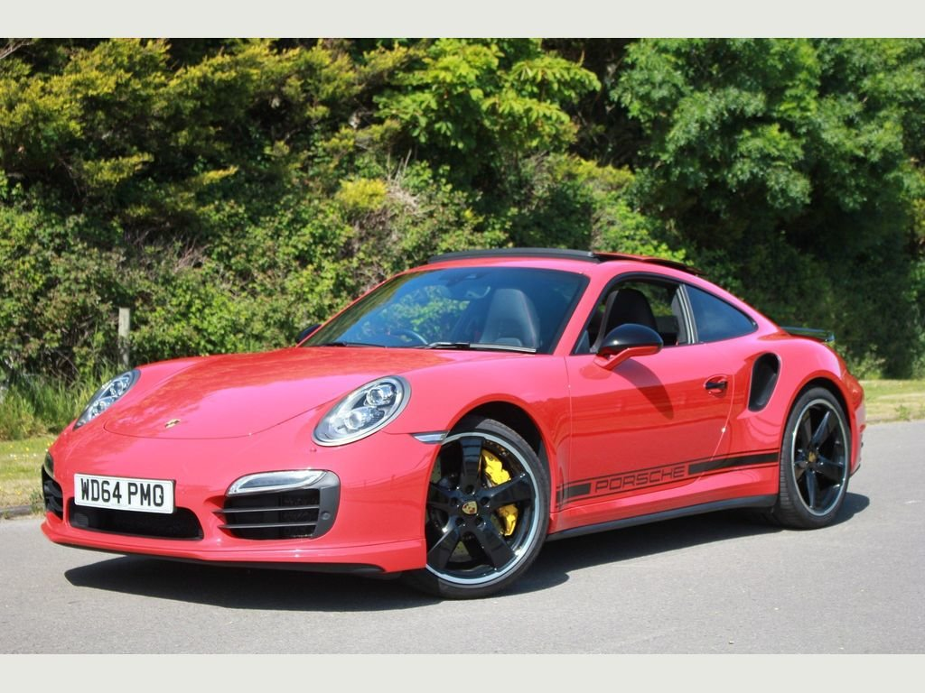 2014 Porsche 911 3.8T 991 Turbo S PDK 4WD 2dr GB EDITION! 1 OF 40 For Sale (picture 1 of 1)