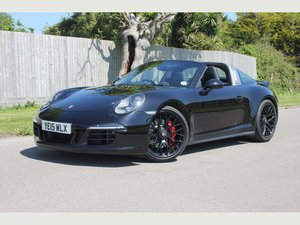2015 Porsche 911 3.8 991 Carrera 4 GTS PDK 4WD (s/s) 2dr HIGH SPE For Sale