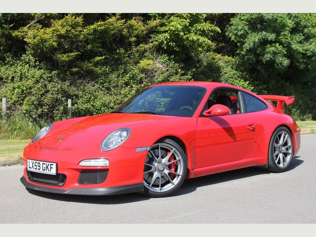 2010 Porsche 911 3.6 997 GT3 2dr LHD GT3 3.8 HUGE SPEC! For Sale (picture 1 of 1)