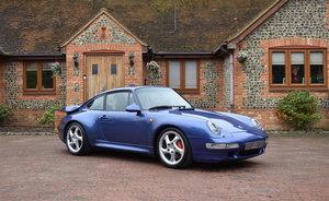 1997 Porsche 911 (993) Turbo  For Sale