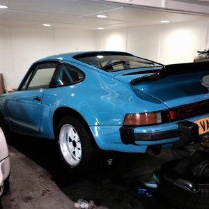 1974 Porsche 911 Carrera MFI 2.7