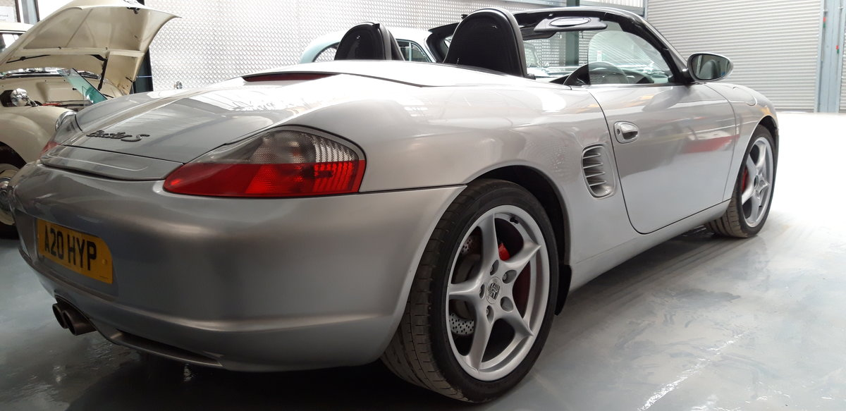 2003 Porsche Boxster S SOLD (picture 2 of 6)