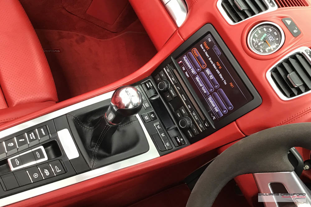 2015 Manual Porsche 981 Boxster GTS For Sale (picture 5 of 6)
