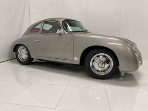 1973 Porsche 356A Coupe Replica Brand new with delivery miles
