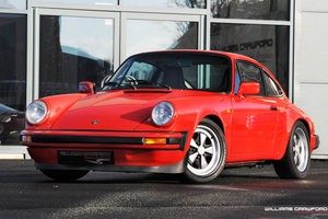 1982 One off, special build Porsche 911 3.0 SOLD